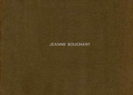 Catalogue Jeanne Bouchart - Galerie Felli