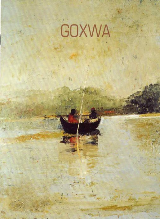 Catalogue exposition Goxwa 2005 - Galerie Felli