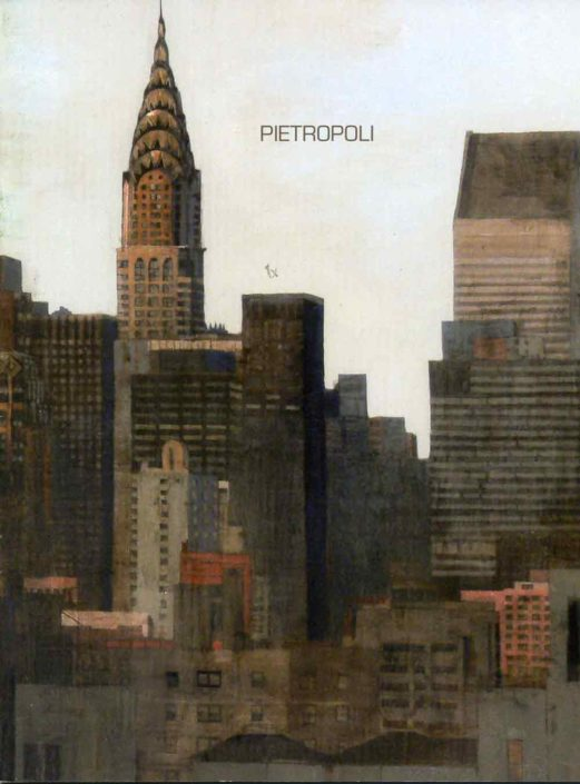 Catalogue Exposition Pietropoli 2008