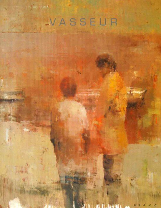 Catalogue Exposition Vasseur - Galerie Felli