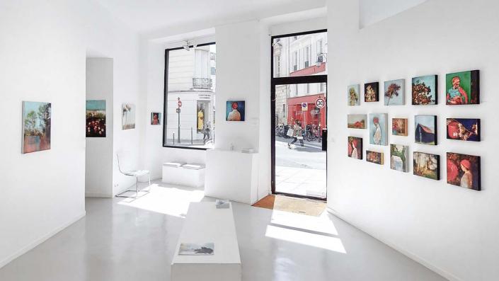 """Exposition """"Prendre de la hauteur"""" de Sandrine Paumelle 2021"""