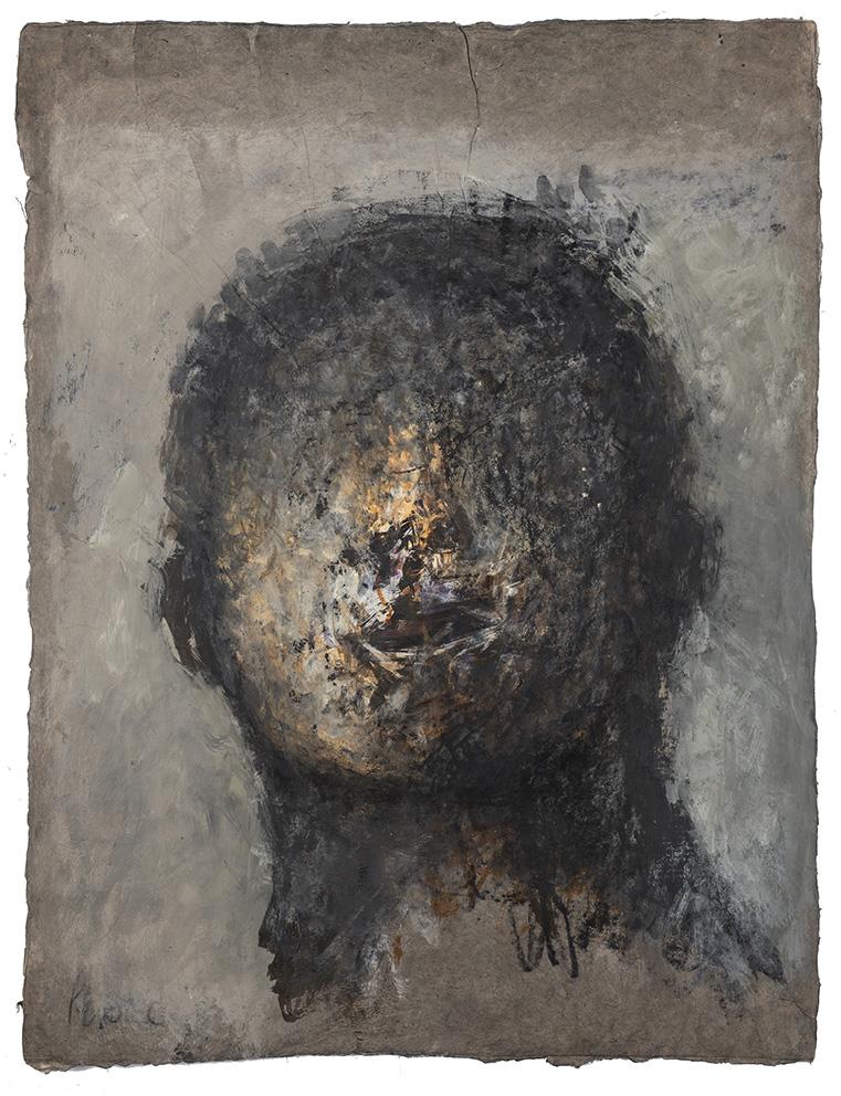 Marc Perez - Figure - 65 x 50 cm