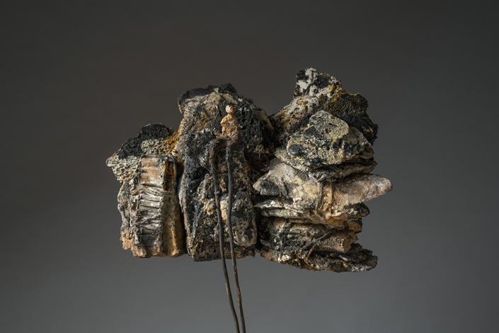 Rocs - 2021- H 65 cm