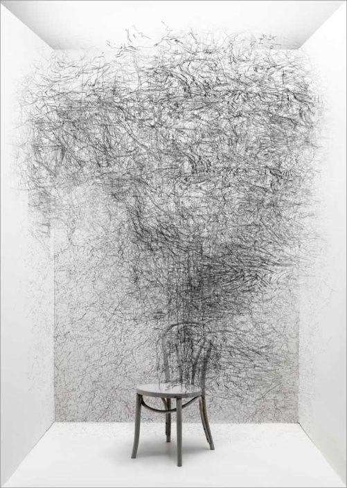 B.Flachot - Scenoline(s)#001 - 50x70 cm
