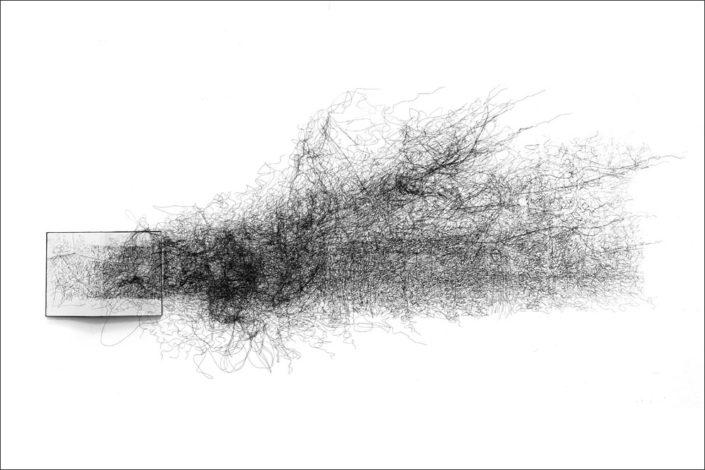 B.Flachot - APortéedeMain#000 - 35 x 50 cm