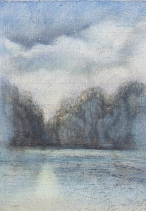 FERRI - L Oise - 68 x 46 cm - Dessin sur carte marine sur toile.jpg