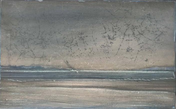 L'Estran - 61 x 38 cm