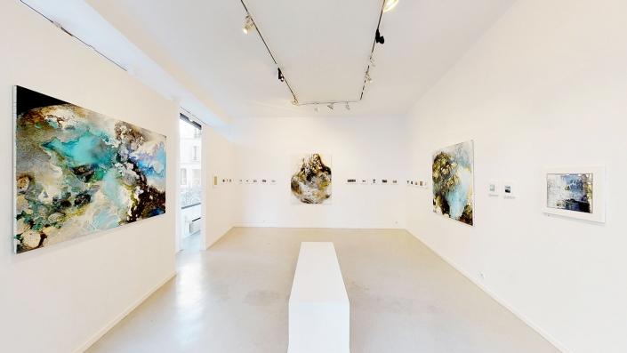 Exposition de Nora Douady / Février - Mars 2020