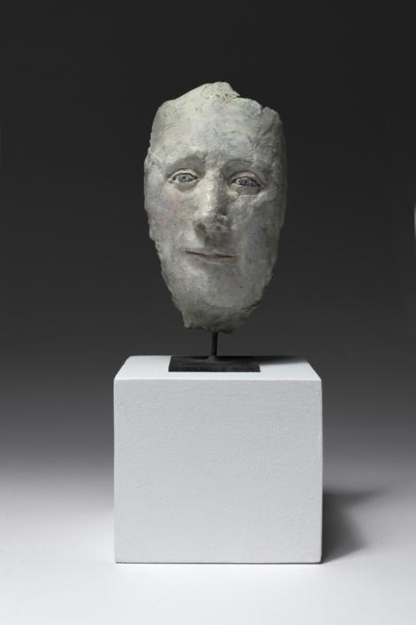 Fragment à l'horizon - Bronze - Pièce unique - H 17 cm