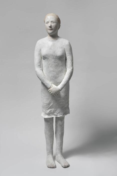 Françoise - Papier mâché - H 138 cm