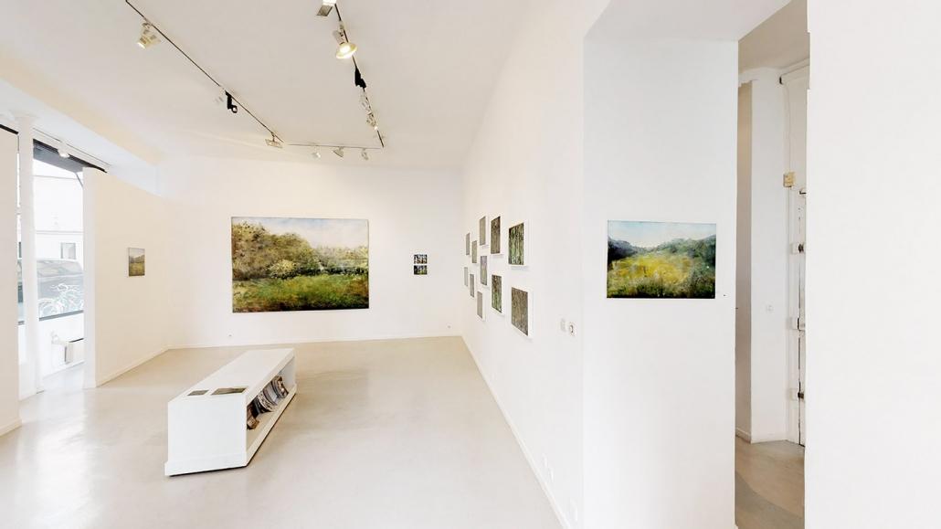 Exposition de Katarina Axelsson Janvier 2020