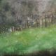 Fin de journée à Saint Jallet 90 x 122 cm - 2016 - Acrylique sur bois