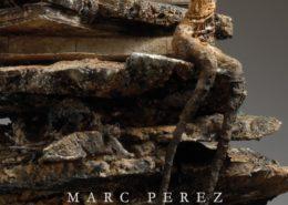 Catalogue de Marc Perez - Edition Galerie Felli
