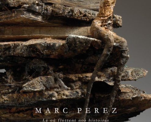 Catalogue de Marc Perez - Edition Galerie Felli