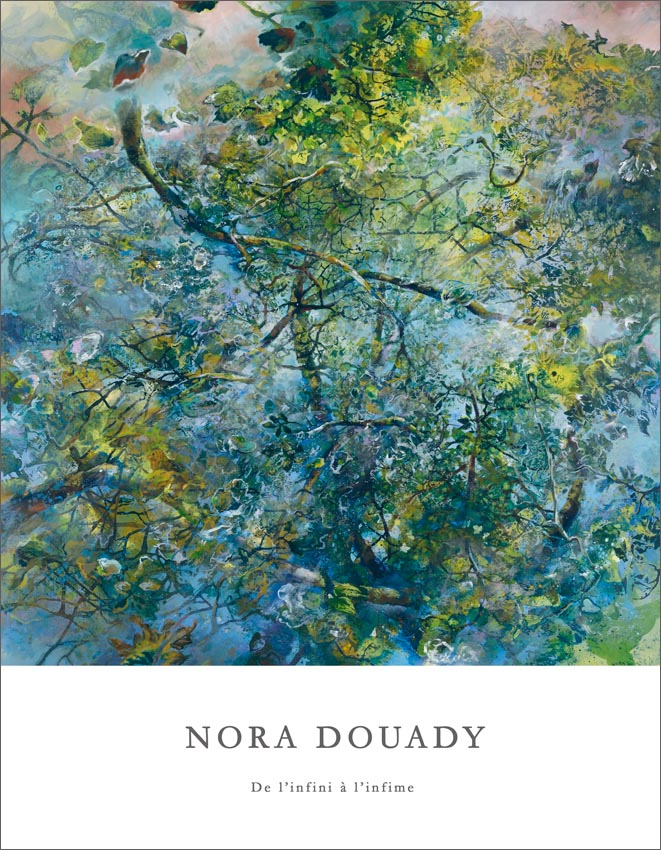 Catalogue Nora Douady - Edition Galerie Felli