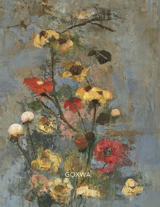 Couverture catalogue, Goxwa 2020